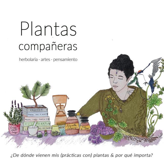 ¿De dónde vienen mis (prácticas con) plantas & por qué importa?