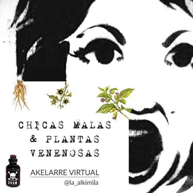 De «Chicas malas & plantas venenosas»